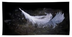 The Feather Beach Towel