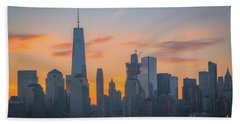The Freedom Tower Beach Towel