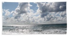 The Gate Way To Heaven Beach Towel by Amy Gallagher