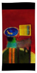 The Girl In The Mirror 2 Beach Towel