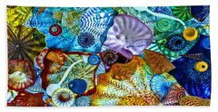 The Glass Ceiling Beach Towel