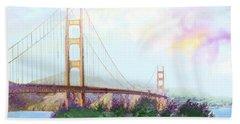 The Golden Gate Beach Sheet