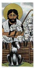 The Good Shepherd - Mmgoh Beach Towel