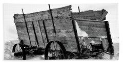 The Grain Wagon Beach Sheet