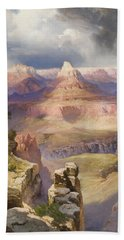 The Grand Canyon Beach Sheet by Thomas Moran