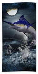The Great Blue Marlin Beach Sheet