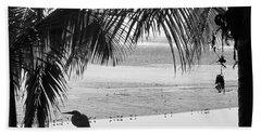 Watching The Tide Beach Sheet