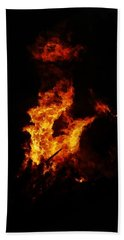 The Great Fire Beach Towel