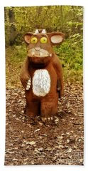 The Gruffalo Beach Towel by John Williams