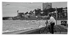 The Gull Man Beach Sheet