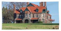The Historic Eustis Estate In Milton Massachusetts Beach Sheet