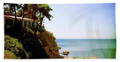 the House on the Rocks Beach Towel