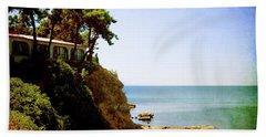 the House on the Rocks Beach Towel