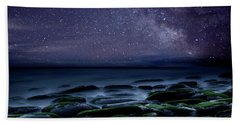 The Immensity Of Time Beach Towel