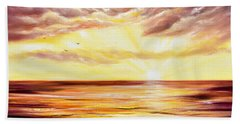 The Incredible Journey Beach Towel