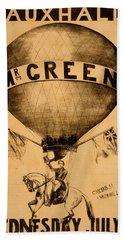 The Incredible Mr. Green Beach Sheet