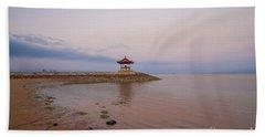 The Island Of God #9 Beach Towel