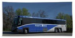 The Jo Bus 406 Mci Beach Sheet