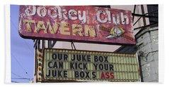 The Jockey Club Beach Sheet