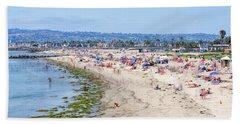 The Joy Of Summer Beach Sheet