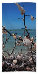 Beach Sheet featuring the photograph The Kindness by Michiale Schneider