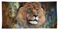 The King Beach Towel by Bill Stephens
