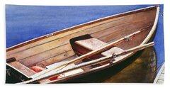 The Lake Boat Beach Sheet