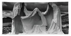 Beach Towel featuring the photograph The Last Supper by Kyle Hanson