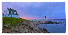 The Lighthouse Keeper Beach Towel