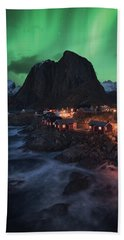 The Lofoten Dream Beach Towel