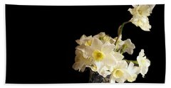 The Lookout Scout Daffodil Beach Towel