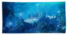 The Lost City Beach Towel