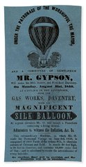 The Magnificent Mr. Gypson Beach Towel