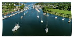The Marina In Mamaroneck Beach Sheet