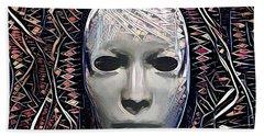 The Mask Beach Sheet