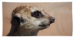 The Meerkat Da Beach Sheet by Ernie Echols