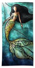 The Mermaid Beach Sheet