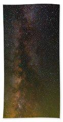 The Milky Way Beach Towel