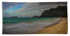 The Mind's Eye Beach Sheet by Mitch Shindelbower