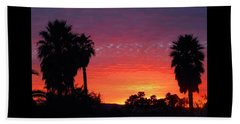 The Moody Views Beach Towel