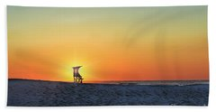 The Morning Watchtower Beach Towel