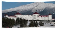 The Mount Washington Hotel Beach Towel