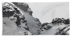The Mountain Abyss Beach Towel
