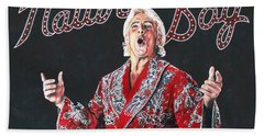The Nature Boy, Ric Flair Beach Sheet