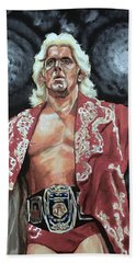 The Nature Boy Ric Flair Beach Towel