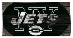 The New York Jets 3h Beach Towel