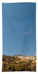 The Nora Ephron Shot - Beachwood Canyon Beach Towel
