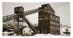 The Northwest Coal Company Breaker Eynon Pennsylvania 1971 Beach Sheet