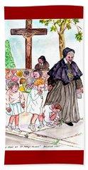 The Nuns Of St Marys Beach Sheet