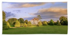 Beach Sheet featuring the photograph The Old Country House by Roy McPeak